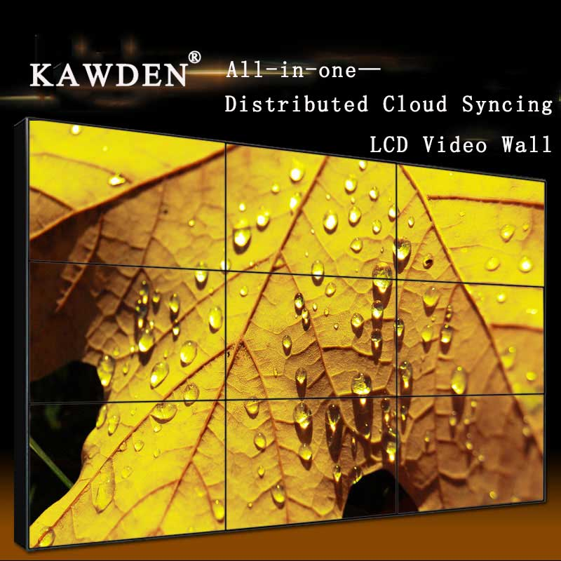kawden All-in-one—distribution cloud synchronization LCD video wall
