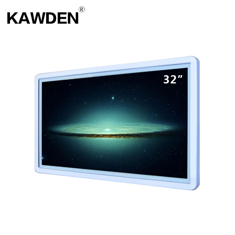32inch wall-mounted high definition android system touch screen advertising mach