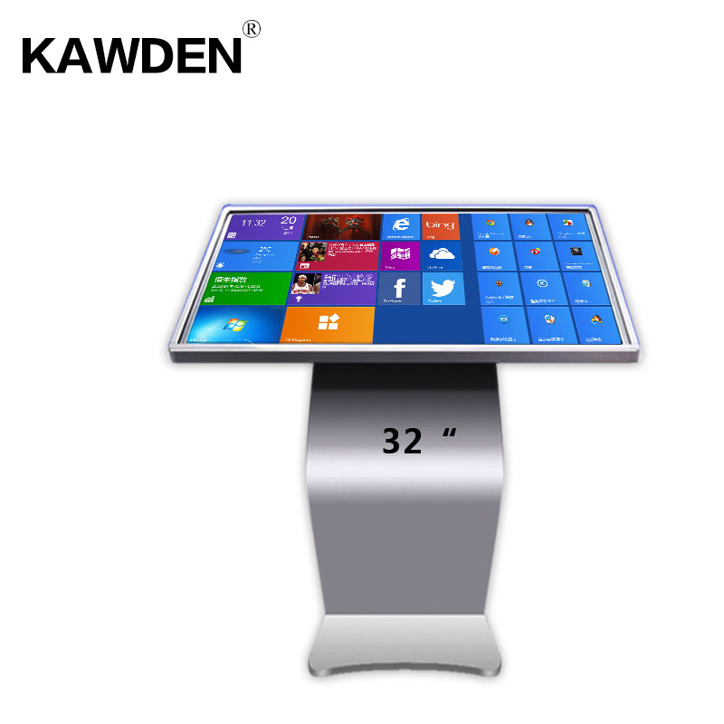 32inch K type high definition android system multimedia LCD touch screen query m