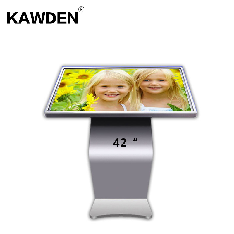 42inch K type high definition android system multimedia LCD touch screen query m
