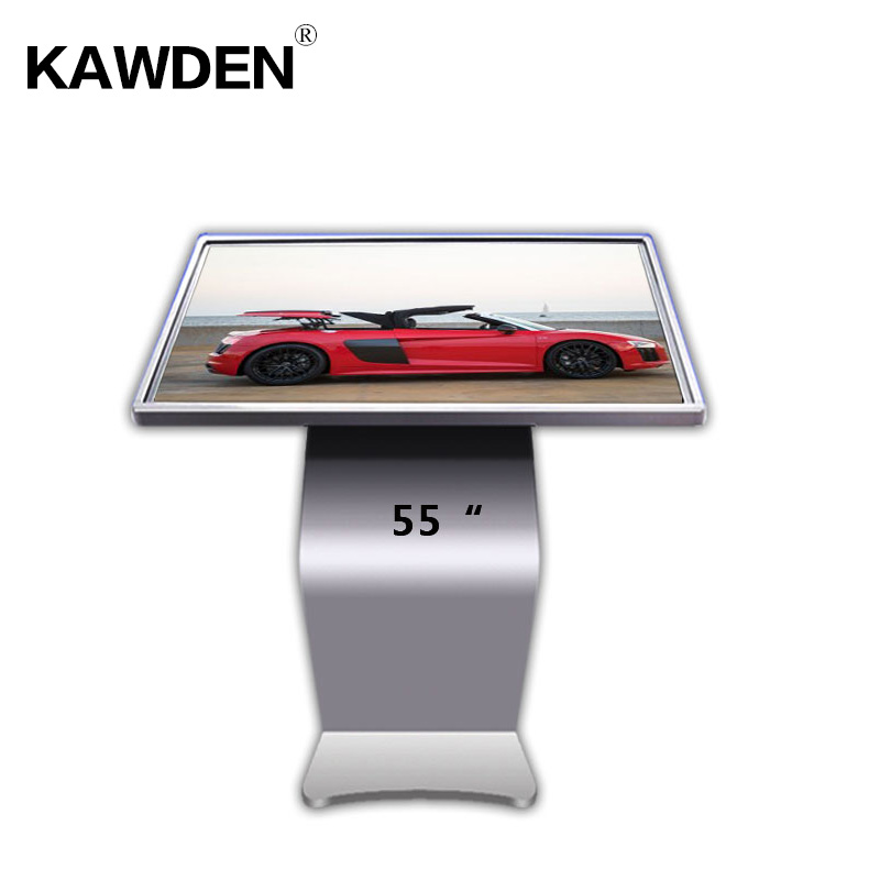 55inch K type high definition android system LCD touch screen query machine