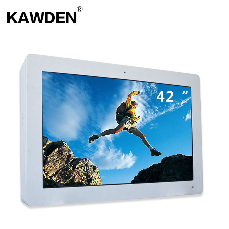 42inch KAWDEN wall-mounted air-cooled horizontal screen kiosk