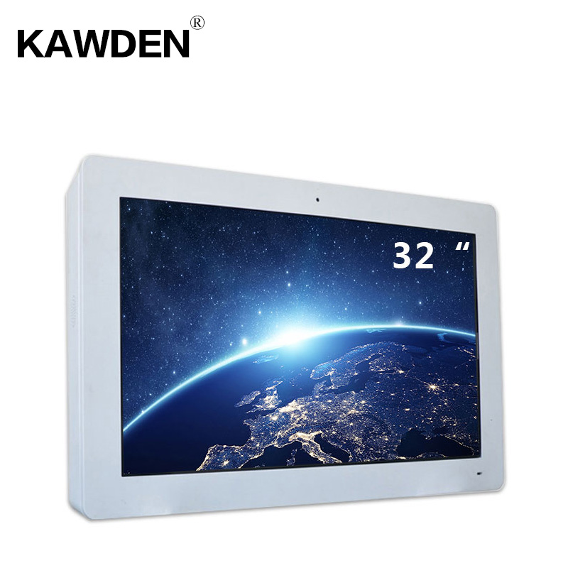 32inch KAWDEN wall-mounted air-cooled  horizontal screen kiosk